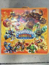 Skylanders Giants Carry & Display 32 Storage Case PowerA PS3 Xbox Wii Swap Force