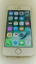Apple iPhone 5s A1457 16GB Silver White O2 Network Mobile Smartphone
