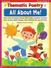 All about Me!: More Than 30 Perfect Poems with Instant Activities to Enrich Your