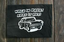 Cool HOT ROD T-Shirt 1955 Chevy Gasser Two Lane Blacktop Men's Small-3XL Tee