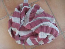 ***10 Days Amsterdam Schal, scarf stripe, Baumwolle, Streifen NEU***