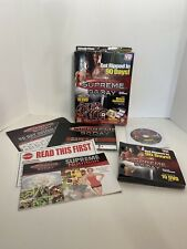 Get Ripped In 90 Days - Supreme Workout System Complete 10 DVD Set As Seen On Tv