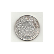 England 1/2 Crown 1914 gekröntes Wappen/ George V  Nr.15/5/18