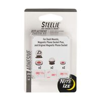 Nite Ize Steelie 360 Magnetic Metal Car Mount Replacement Adhesive Sticker