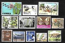 Zambia ... Wonderful stamp collection .. 2952