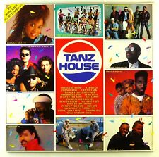 """2x 12"""" LP - Various - Tanz House - A4754 - cleaned"""