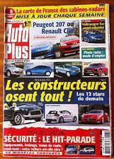 AUTO PLUS du 16/05/2006; VW Eos coupé-Cabriolet/ 12 Star de Demain/ Spécial été