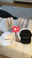 100% Authentic Unisex Balenciaga Baseball Cap Hat Mens Or Women's 1 Size Adjust