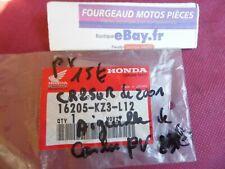 AIGUILLE DE CARBURATEUR NEUVE ORIGINE HONDA CR 250 R REF.16205-KZ3-L12 A 15 €