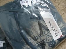 ASSASSIN'S CREED,HOODIE SWEAT/TOP,Thick,100% cotton ,XXL NEW .UBISOFT