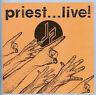 "Judas Priest : Priest...Live! VINYL 12"" Album 2 discs (2018) ***NEW***"