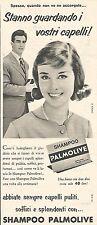 W8676 Shampoo PALMOLIVE  - Pubblicità del 1958 - Vintage advertising