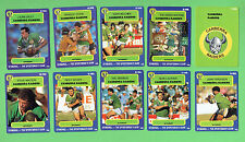 1990 CANBERRA RAIDERS  STIMOROL RUGBY LEAGUE CARDS