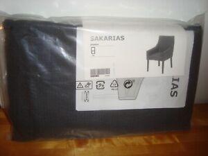 NEW IKEA COVER for SAKARIAS Armchair SPORDA Dark Gray Sakarias Chair Slipcover