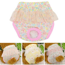 Dog Pet Female Nappy Diapers Shorts Season Sanitary Pants Undies Underpants XS-L