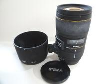 Sigma EX, APO, Macro, DG, HSM 150mm, f2.8 for Canon (701)