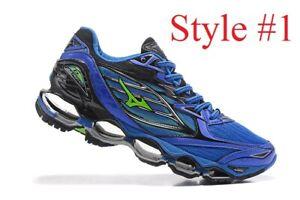 Hot 2020 New Mizuno Wave Prophecy 6/7/8 Running Hot Men's Shoes US7.5-11.5