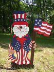 UNCLE SAM  *Patriotic/4th of July* Yard  Art