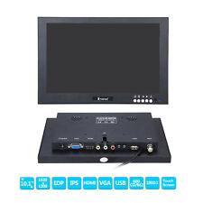 """eyoyo 10 """"bnc - led - bildschirm verfolgen 1920x1200 ips - video - und hdmi dvd"""