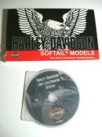 2019 Harley-Davidson Softail Owner's Manual NEW Breakout Fat Bob with ABS DVD
