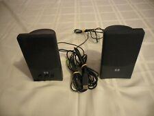 Hp Desktop / Laptop Computer Pavillion Speaker System p/n 5069-6296b Usb Powered