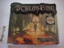 SCREAM KING- Evilibrium CD LIM. 500 +PATCH Overkill, Testament, Judas Priest