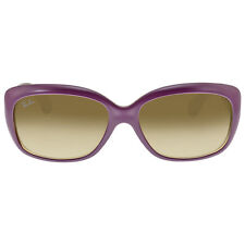 Ray Ban Jackie Ohh Matte Violet Sunglasses RB4101-58-613413