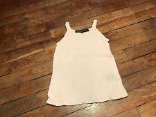 T shirt Marc Jacobs taille 6 ans, val 20€, rose dragée