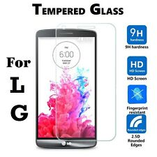 Tempered Glass Screen Protector Premium Protection For LG V10 (5.7 inch)