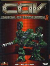CAV Journal of Recognition 2: Reaper 07705 (Battletech Mechwarror Battlemechs)