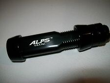 ALPS black triangle spinning reel seat size 16 for rod building