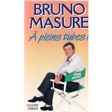 A PLEINS TUBES ! farce pas très cathodique /Bruno MASURE chez Olivier Orban 1989