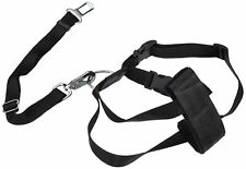 Trixie Car Safety Harness, Medium, Black