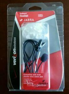 Jabra Earboom Headset Verizon EM 2.5mm 308