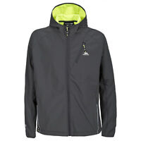 Trespass Bathurst Mens Softshell Hooded Jacket Lightweight Waterproof Coat