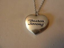 KIRKS FOLLY BOSTON STRONG NECKLACE NWOT