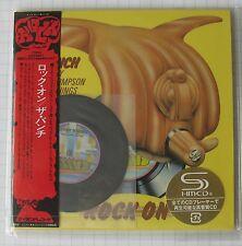 RICHARD & LINDA THOMPSON - The Bunch Rock On JAPAN SHM MINI LP CD OBI NEU!