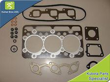New Kubota D1703 Upper Gasket Kit