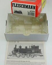 Fleischmann 4099 Leerkarton Anleitung für Tenderlok BR 98.8 (bay. GtL 4/4 4098)