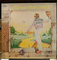 Elton John Goodbye Yellow Brick Road - MCA2-10003 Vinyl 2-LP MCA Records 1973 VG