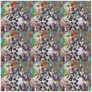 ORIGINAL ALBERT HOFMANN MOLECULE  9 PANEL BLOTTER ART BY MONKEY NOT CHEAP FAKE