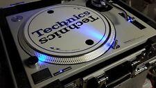 TECHNICS SL 1200 / 1210 MK2  WHITE