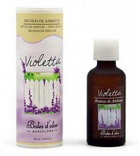 Violettes-EDP électrique Aroma Mist Diffuseur de Parfum Huile 50 ml