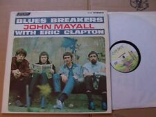 JOHN MAYALL WITH ERIC CLAPTON,BLUES BREAKERS lp m(-)/m(-) london PS 492 Stereo