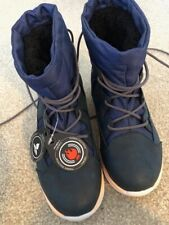 Womens O'Neill Bella Lace Up Winter Snow Boots, UK 4. Brand New.