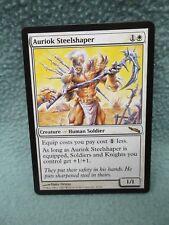 Auriok Steelshaper Magic Gathering Creature Human Soldier Card Games Toy Wizard