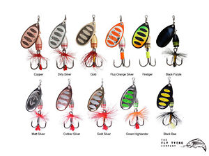 Savage Gear Rotex Spinner  | 3g - 14g | Trout, Salmon, Pike | Choice of Colour