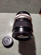 Objectif Nikon Nikkor Q 135mm F2.8 lense