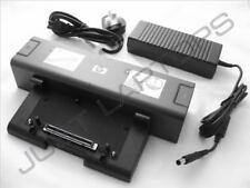New HP Compaq nw9440 nc6120 nc6125 Basic Docking Station + AC Adapter 409454-001