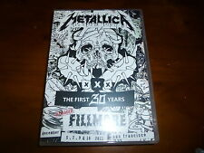 Metallica / The First 30 Years - 30th Anniversary Live At Fillmore 2011 ORG 9CD